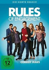 PATRICK WARBURTON MEGYN PRICE - RULES OF ENGAGEMENT SIEBTE SEASON 2 DVD NEU