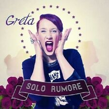 GRETA - SOLO RUMORE  CD  ITALO POP  NEU