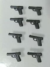 PLAYMOBIL  8U PISTOLAS PISTOLA DE POLICIA POLICE GUN PISTOL GUNS POLIZEI LADRON