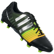 Adidas NITROCHARGE 1.0 FG Chaussures de foot m17722 cames chaussures taille 39 1/3 NEUF