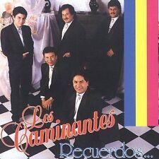 Los Caminantes: Recuerdos ...  Audio CD