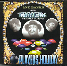 Players Holiday [Single] - T.W.D.Y.