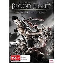 BLOOD FIGHT BANG RAJAN TWO 2 DVD ACTION ADVENTURE WAR TANIT JITNUKUL NEW+SEALED