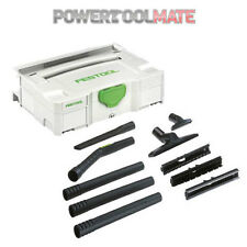 Festool Compact cleaning set in SYS T-LOC systainer 497697 For CTL Extractors