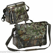 "Camouflage 15"" Lap Top Computer Messenger Bag  - AP4855"