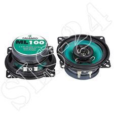 Calearo ML100 2-Wege Koaxial Lautsprecher 80W Watt CAR Speaker 100 mm KFZ Boxen