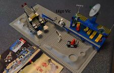 Lego 6970 Espace Space Beta-1 Command Base complet à 100 % + Notice de  1980
