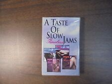 "NEW SEALED ""A Taste Of Slow Jams"" The Timeless Collection   Cassette Tapes   (G)"