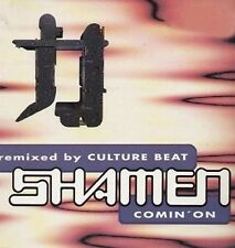 THE SHAMEN - Comin On (Culture Beat Rmx) - Rough Trade - RTD 130.1688.0 16 - Ger