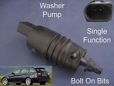 Front or Rear Windscreen Washer Pump BMW 3 Series Touring Estate 2005 to 2013