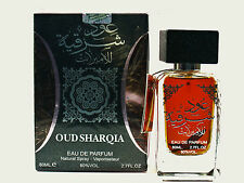 Oud Sharqia Women Perfume Spray With Oudh Wood Inside 80ml Oriental Fragrance