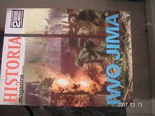 ** Historia Magazine 2GM n°86 Iwo Jima point de vue Américain / Luçon /