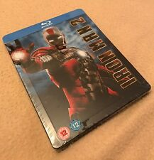 Iron Man 2 Steelbook Blu-ray Play.com