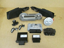 BMW K1600GT GTL 2014 Lock set , Ignition keys instruments CDI ECU fuel cap locks