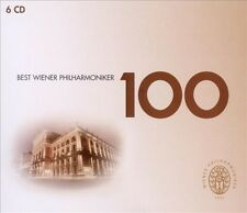 100 Best Wiener Philharmoniker New CD