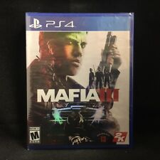 Mafia III (3) (Sony PlayStation 4) BRAND NEW / Region Free