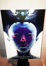 Amazing!!! SEE DESCRIPTION !!! New Lenticulat Poster Ghost in the Shell!