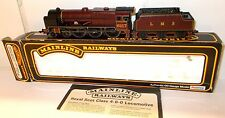 Mainline 37-092 - LMS Parallel Boiler Royal Scot, 6127 LMS Maroon - Boxed.(00)