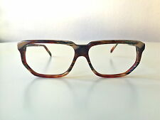 vintage ALAIN MIKLI 702 multicoloured NOS France rare glasses hand made