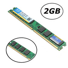 Xiede 2GB DDR2 PC2-5300 5300U DDR2-667 MHZ 240-Pin Desktop Memory RAM For AMD
