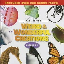 Made by God: Weird and Wonderful Creations by Zondervan Staff (2014, Hardcover)