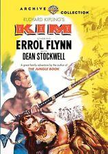 KIM (1950 Errol Flynn, Dean Stockwell) - Region Free DVD - Sealed