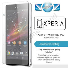 Premium Genuine Tempere Glass Screen Protector Guard For Sony Xperia E5 2016