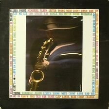 Lester Young with Count Basie-Memorial Album-Epic 6031-2LP SET