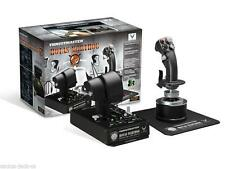 THRUSTMASTER 2960720 HOTAS WARTHOG FLIGHTSTICK JOYSTICK FOR PC