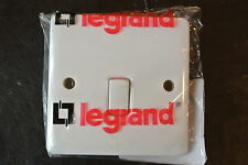 legrand Synergy 7300 10 20A DP Switch in white
