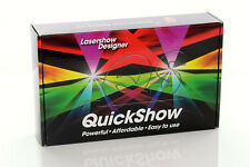Pangolin Laser QuickShow 3.0 inkl. Flashback 3 Interface & QS Extra CD & ICloud
