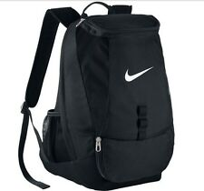 Nike Club Team Swoosh Rucksack Backpack Black Freizeit Sport
