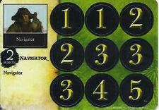Pirates SAVAGE Rivages - 034 pirate Navigator
