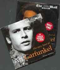 ART GARFUNKEL - ACROSS AMERICA: THE VERY BEST OF - PROMO 2 CD SET (2005) LIVE