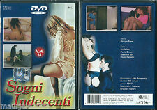 Sogni Indecenti (1997) DVD NUOVO Giorgio Fossi, Giannina Siri, Linda Lari, Paola