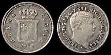 pci880) Napoli regno Ferdinando II grana 5 - 1836 - TONED