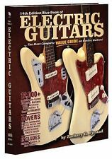 14th Edition Blue Book of Electric Guitars by Zachary R. Fjestad