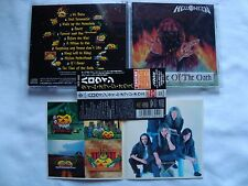 HELLOWEEN Time Of The Oath CD JAPAN OBI + Sticker
