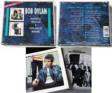Bob Dylan -Highway 61/John Wesley .92 Sony 2-CD-Box TOP