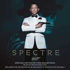 THOMAS NEWMAN - SPECTRE OST: CD ALBUM (23/10/2015)