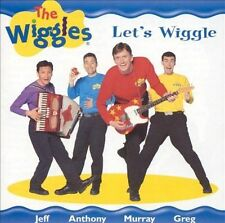 Let's Wiggle by The Wiggles (CD, Aug-2000, Hit Entertainment)
