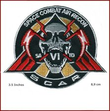 Call of Duty Infinite Warfare S.C.A.R. Space Combat Air Recon Patch