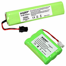 HQRP Battery Kit for Tri-tronics 1064000 DC-12 1038100 1107000, Classic 70