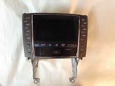 10 11 12 Lexus IS250 IS350 IS IS250C IS350C Navigation Display screen NAVI OEM
