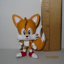 "Tails Mini Morphed Sonic The Hedgehog 2.75"" Figure Jazwares Sega"
