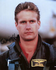 Whip Hubley - Hollywood - Top Gun - Signed Autograph REPRINT