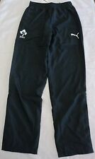 IRELAND RUGBY WOVEN PANTS BY PUMA ADULTS SIZE LARGE BRAND NEW WITH TAGS