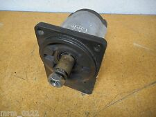 Rexroth MNR: 0 510 725 056 Gear Pump New Old Stock