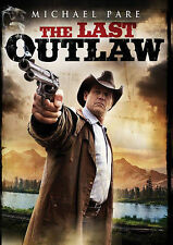 The Last Outlaw (DVD, 2014) Michael Pare!
