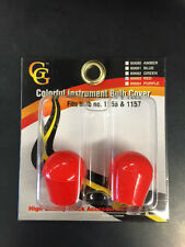 1157/1156 Red Bulb Covers
